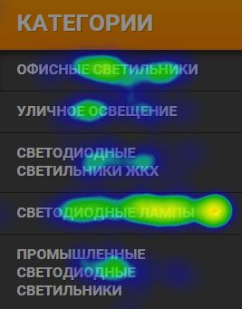 Анализ трафика в Яндекс.Метрике – карта кликов