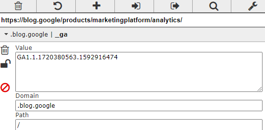 Google Analytics 4 – файл «_ga»