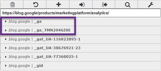 Google Analytics 4 – файлы cookie