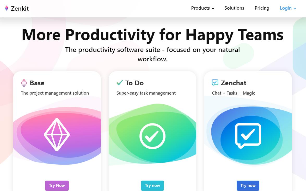 Повышение продуктивности – Zenkit