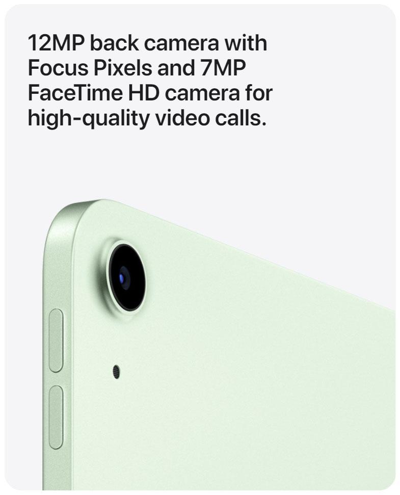 Как сделать первый экран лендинга – пример Apple