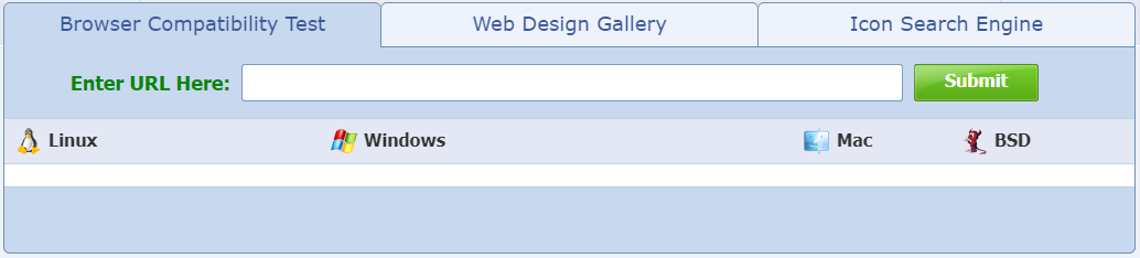 SEO оптимизация – сервис Browsershots