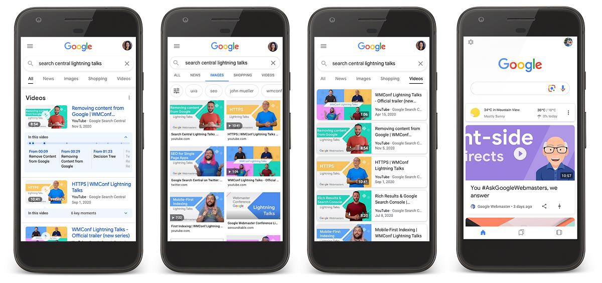SEO-практики для видео в Google
