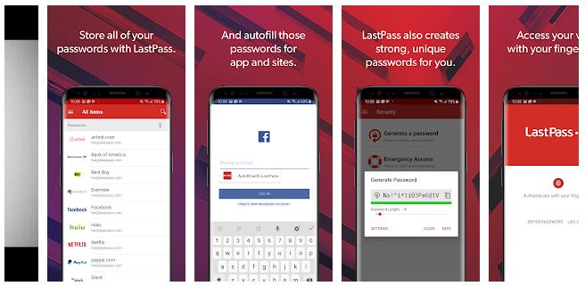 Полезные приложения – LastPass