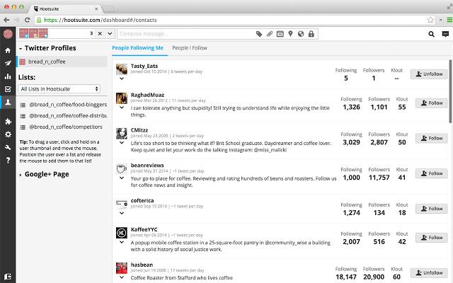 Расширения для браузеров – Hootsuite Hootlet