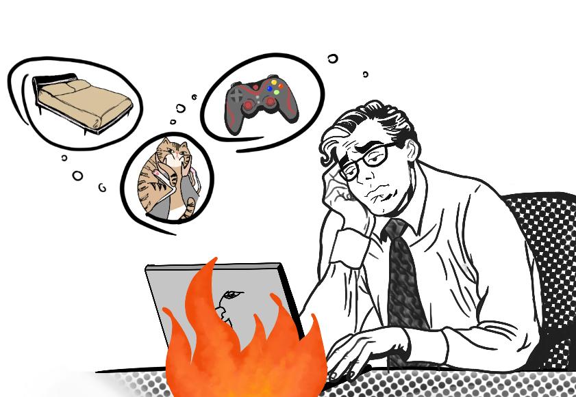Почему люди не хотят работать