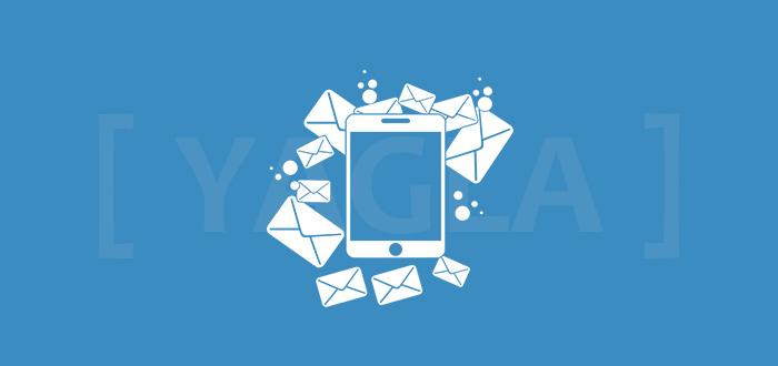 Создание базы для email рассылки