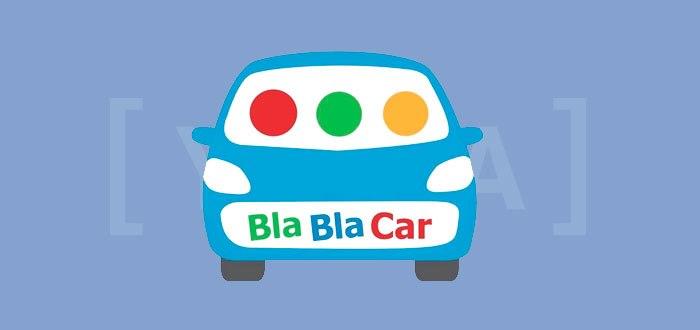 Идеальная главная страница сайта на примере BlaBlaCar