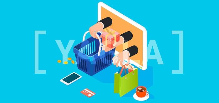 Подарочный гид в интернет-магазине для мотивации к покупкам