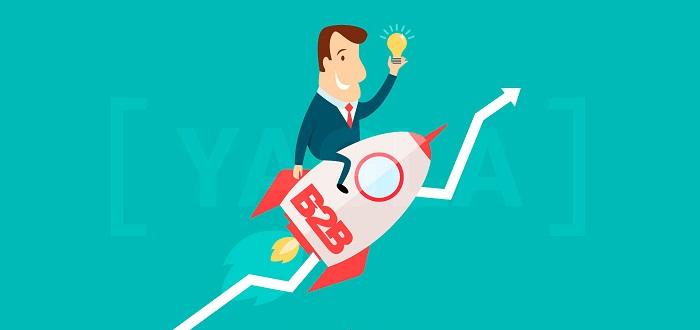 Увеличение продаж B2B