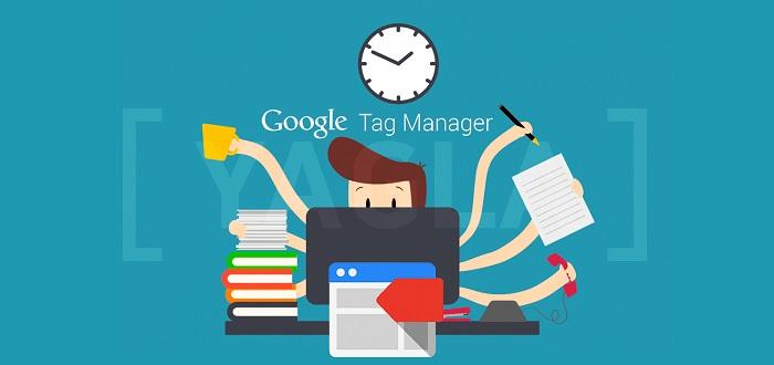 Работа с Google Tag Manager