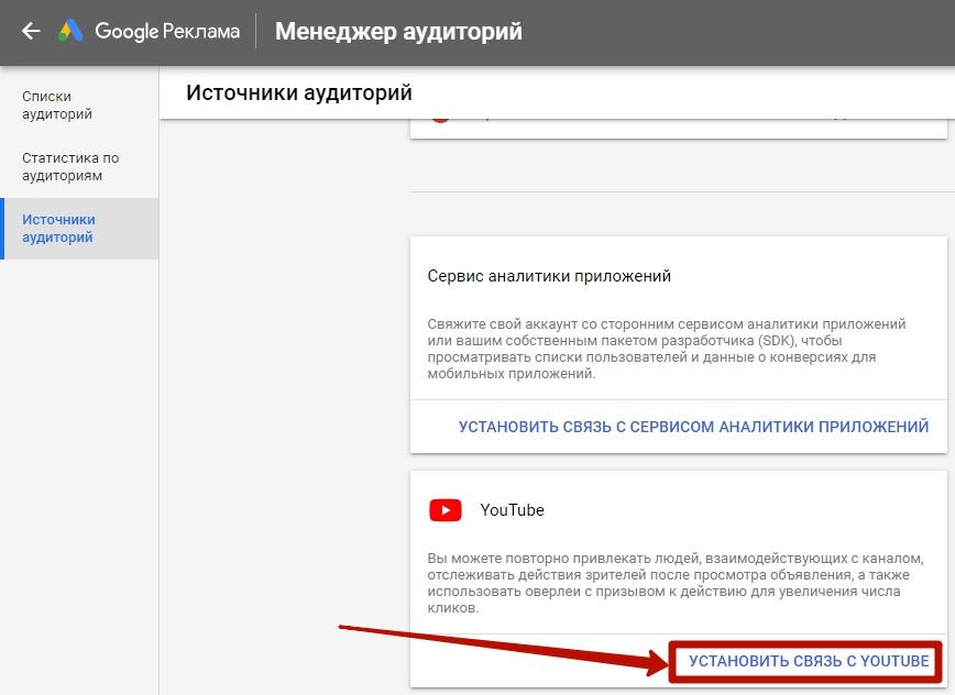 Ремаркетинг Google – связь Google Рекламы и YouTube