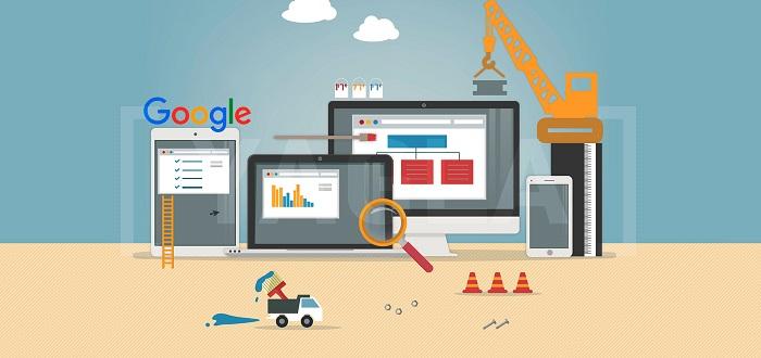 Конструктор сайтов Google