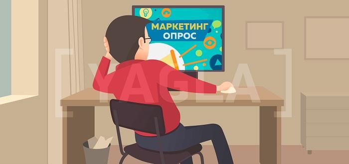 Онлайн-опросы в маркетинге
