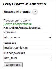 PriceLabs — параметры доступа