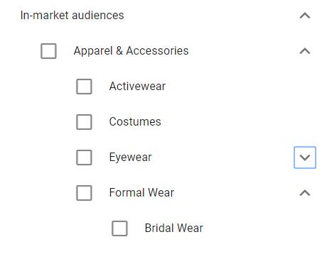 Призыв к действию в контекстной рекламе — категории аудиторий по намерениям