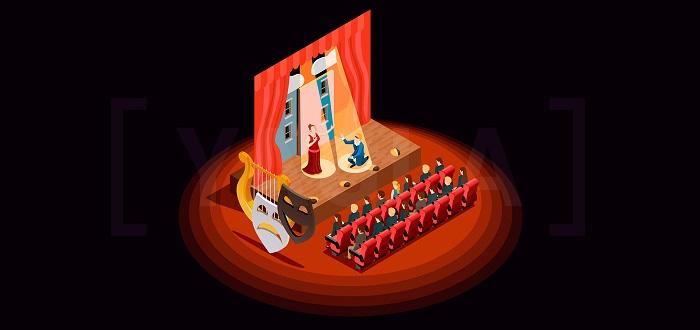 Кейс театральной студии