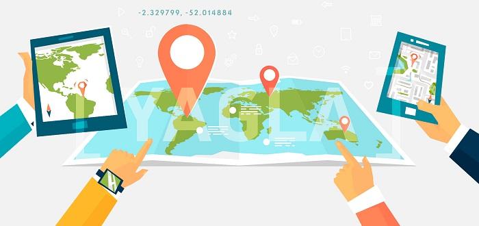 Геореклама в сервисах Яндекса