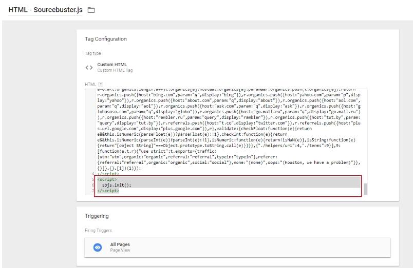 Как настроить сквозную аналитику бесплатно – готовый тег в Google Tag Manager