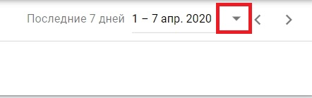 Модели атрибуций Google Ads – период учета конверсий