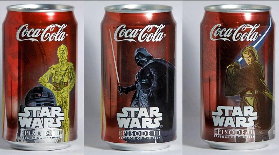 Ситуативный маркетинг – Coca Cola с главными героями «Звездных войн»