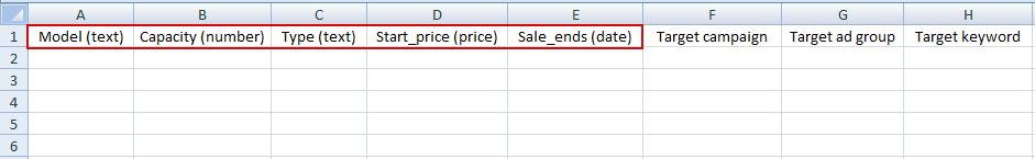 Модификаторы объявлений – атрибуты по умолчанию в шаблоне данных модификатора объявлений