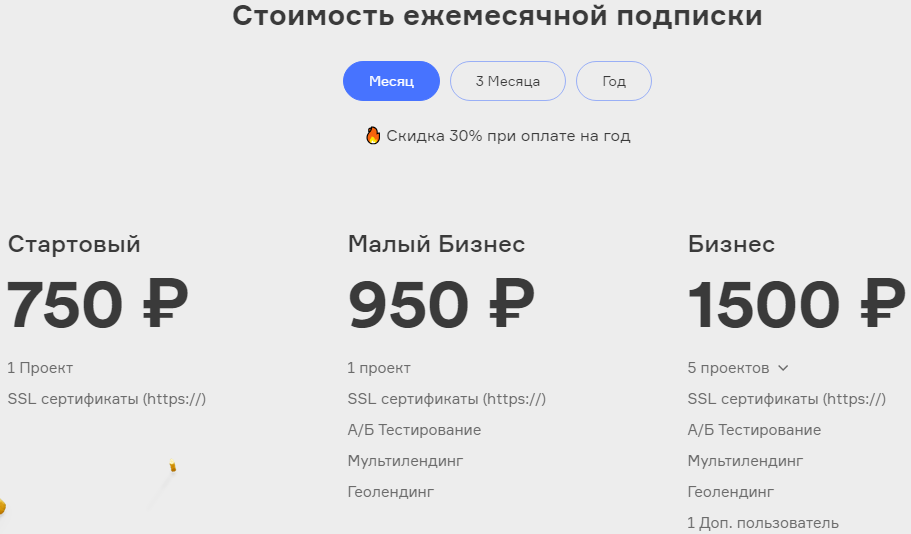 Конструкторы сайтов обзор – тарифы Flexbe