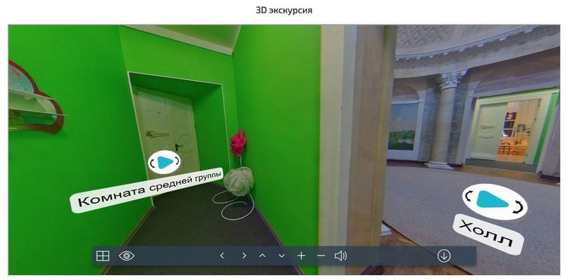 Как привлекать клиентов в офлайн – 3d экскурсия