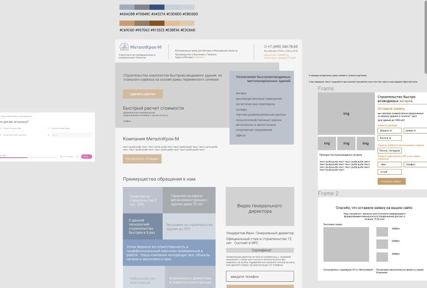 Как правильно настроить контекстную рекламу – подготовка прототипа посадочной страницы