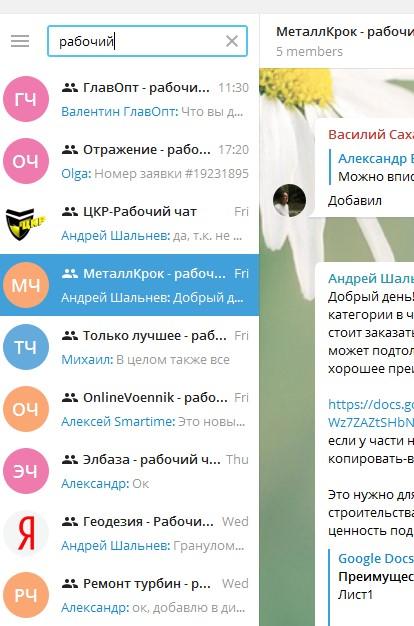 Как правильно настроить контекстную рекламу – рабочий чат в Telegram