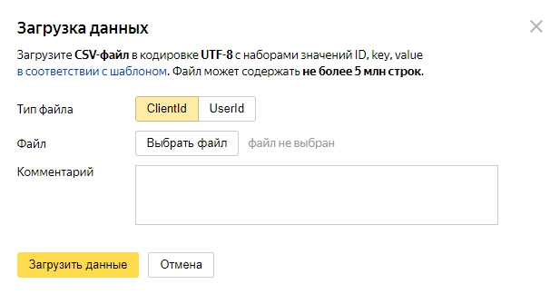 Как подключить Яндекс Метрику – загрузка параметров посетителей