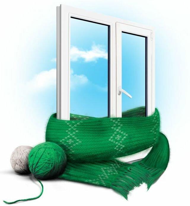 Объявление для группы зимние окна